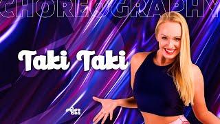 Dj Snake Feat Selena Gomez Ozuna Cardi B Taki Taki Salsation Choreography By Smt Kami W