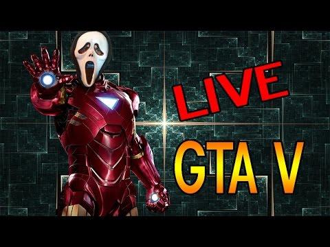 LIVE DE GTA V PS4 - VEM FAMÍLIA