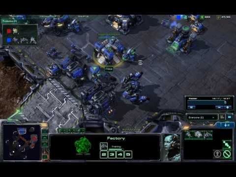 [HD] Starcraft 2 - Rise vs Ajax PT2 of 2