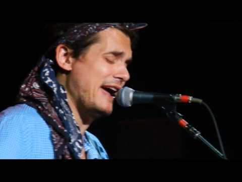 Free Fallin /Fast Car - John Mayer (Argentina) FULL HD