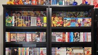 GokuT23's Anime Manga TV Shows & Blu Ray Movies Collection
