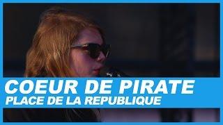 Coeur De Pirate Place De La Republique