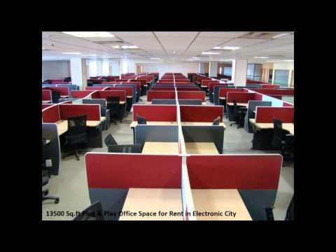 Latest Office space for rent Bangalore   9980803550