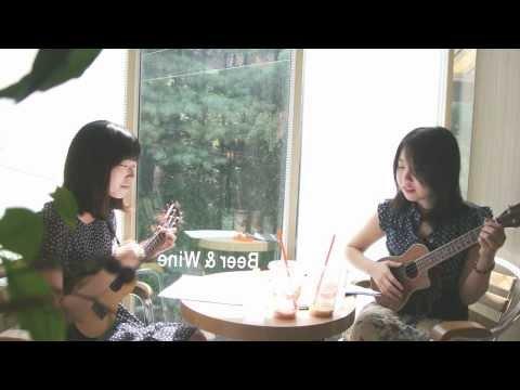 Kokomo - The Beach Boys ukulele cover (with Flea)