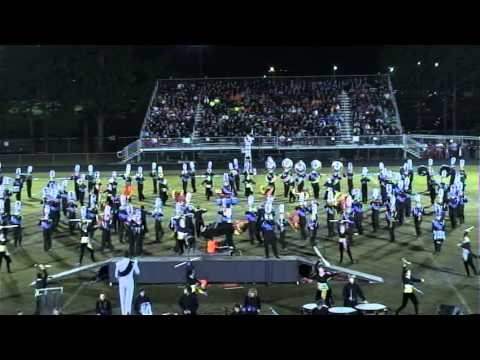 """2013 North Lincoln High School Band of Knights - """"Music Is..."""""""