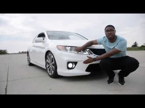 2013 Honda Accord V6 Coupe Update w Borla Exhaust