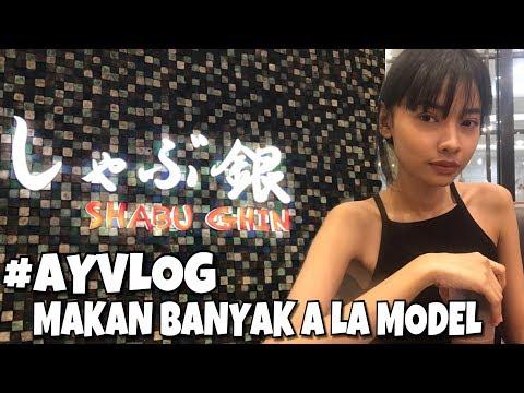 #Ayvlog1 - Cheating day with Mukbang Shabu Ghin