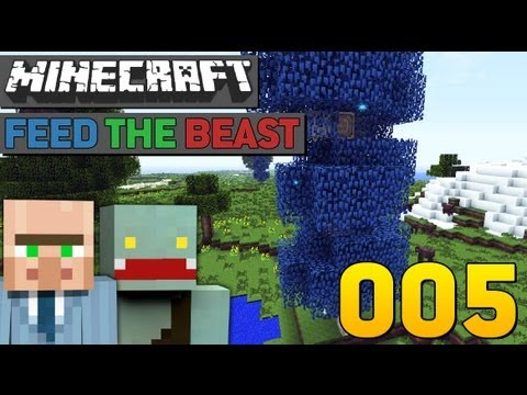 MTV CRIBS! - #5 - Minecraft Feed The Beast