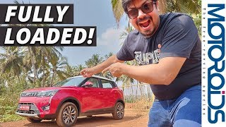 Mahindra XUV300 In-Depth Review | Every Feature Explained, Every Aspect Tested | Motoroids