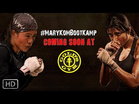 Boot Kamp with Mary Kom