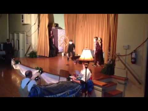 Wayside Academy Play 2014 - 05/23/2014