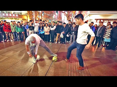 Séan Garnier ● Crazy Street Football Skills, Pannas & Freestyle