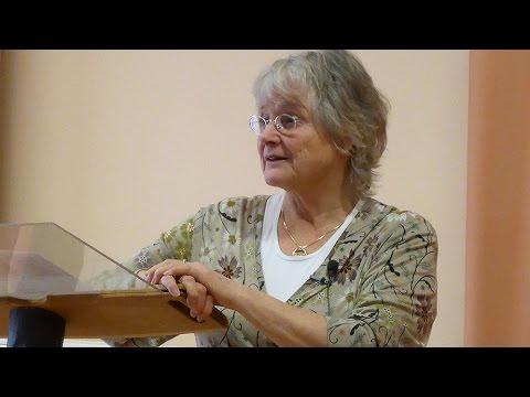 Christa Laib-Jasinski: Vortrag II