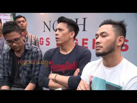 download lagu Ariel Noah Menangis Saat Rekaman SAJADAH gratis