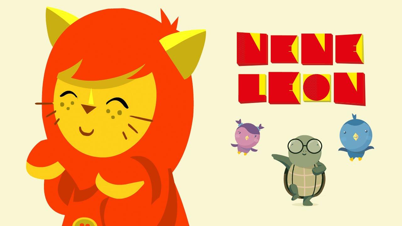 Dibujos Animados de Leones Bebes Dibujos Animados Para Bebés y