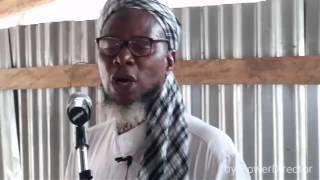Sheikh ISA Akindele Topic:Branches of Eeman