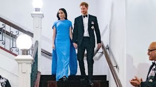 Duke & Duchess Of Sussex Welcomed To Fiji! Royal Visit Fiji 2018