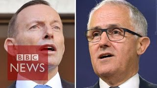 Australia PM Tony Abbott ousted by Malcolm Turnbull - BBC News