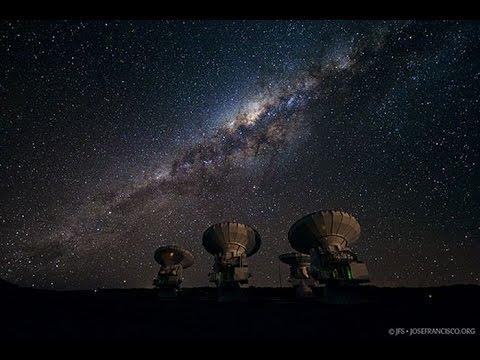 Галактика Млечный Путь - это чудовище !! ТАЙНА нашей вселенной. ЭКСКЛЮЗИВ 2015