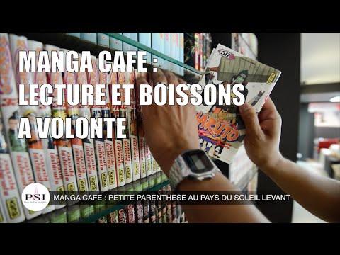 LES BOUTIQUES DE MANGA À PARIS