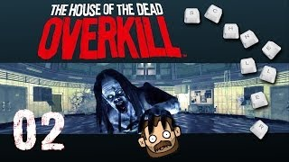 Typing of the Dead: Overkill #002 -  [FullHD] [deutsch]