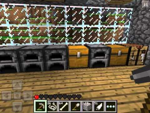 Minecraft PE - EP.#6 - Cactus Farm!
