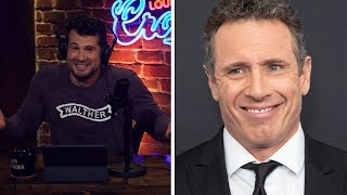 WHAT A PIECE OF SH*T: Chris Cuomo | Louder with Crowder