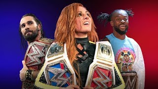 WWE Raw Superstar Shakeup Live Reactions