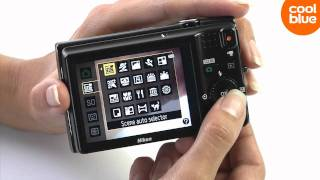 Nikon Coolpix S6200 review en unboxing (NL/BE)