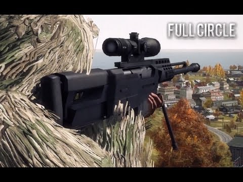 Full Circle | A DayZ Machinima by karwin leutscher  & Shosho