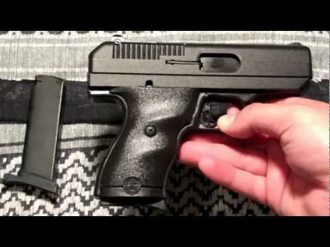 Hi-Point C9 Compact 9mm pistol review - Range test