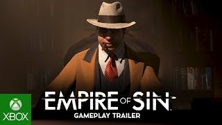 Empire of Sin - Gameplay Trailer