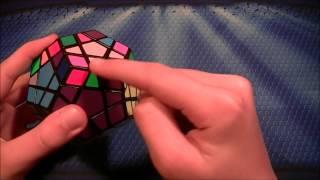 Poradnik - Jak ułożyć kostkę rubika Megaminx metodą podstawową?