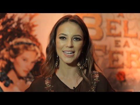 Paolla Oliveira convida para assistir A BELA E A FERA - 25/09 nos cinemas