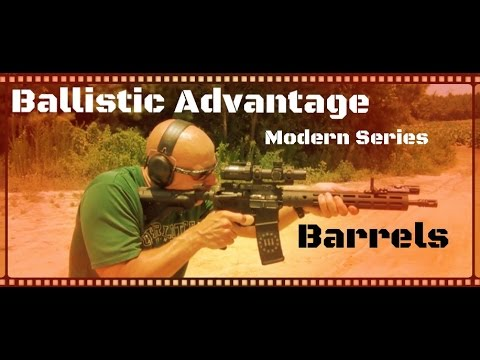 Ballistic Advantage Modern Series 4150 CMV AR-15 Barrel Review (HD)