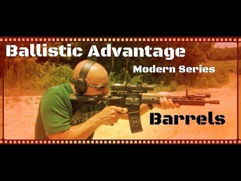 Ballistic Advantage Modern Series 4150 CMV AR-15 Barrel Review (HD)