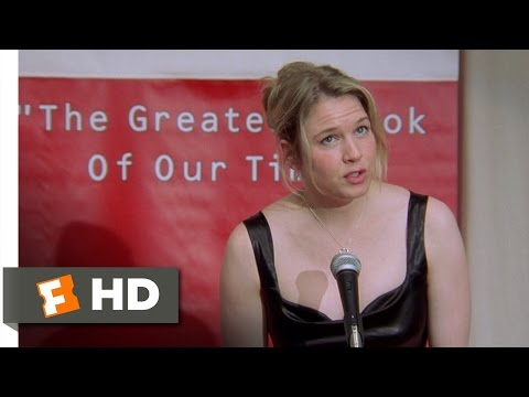 Bridget Jones's Diary (1/12) Movie CLIP - Painfully Awful Speech (2001) HD Music Videos