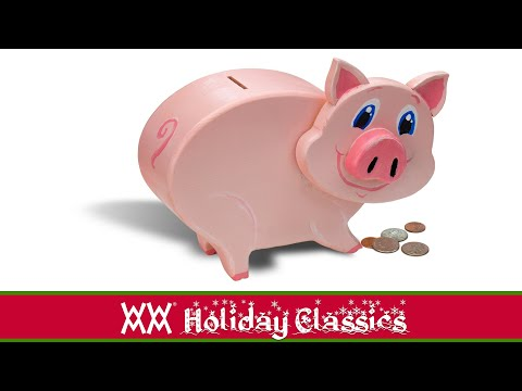 Piggy bank for Create your own piggy bank