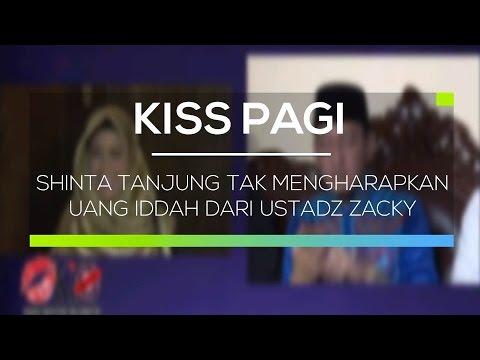 download lagu Shinta Tanjung Tak Mengharapkan Uang Iddah Dari Ustadz Zacky - Kiss Pagi gratis