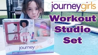 Journey Girls Workout Studio Set from Toys R Us