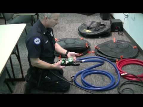 Low Pressure Air Bag In Service