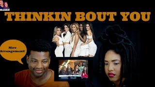 Download Lagu Fifth Harmony - Thinkin Bout You (Frank Ocean cover)| REACTION Gratis STAFABAND