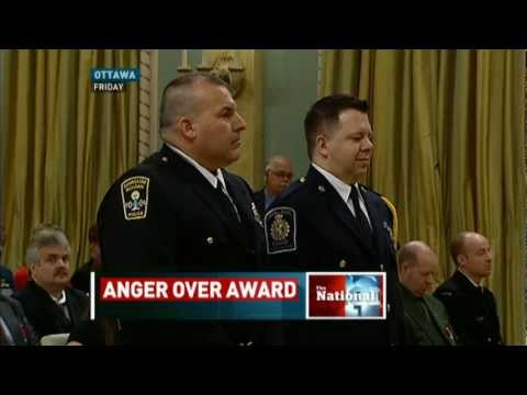 Anger Over Award