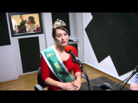 MISS WOLUWE 2013 - CHARLOTTE DALLEMAGNE