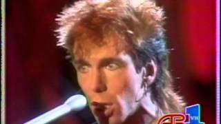 Real Life Send Me An Angel American Bandstand 1984