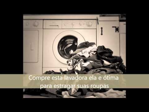 Electrolux Engana consumidores com Maquina de Lavar & Secar Eco turbo de 11Kg