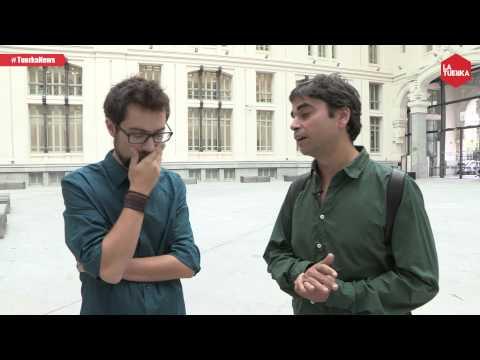 Tuerka News en el Ayuntamiento de Madrid