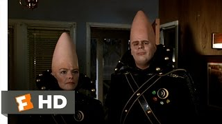 Coneheads (1/10) Movie CLIP - We Will Blend In (1993) HD