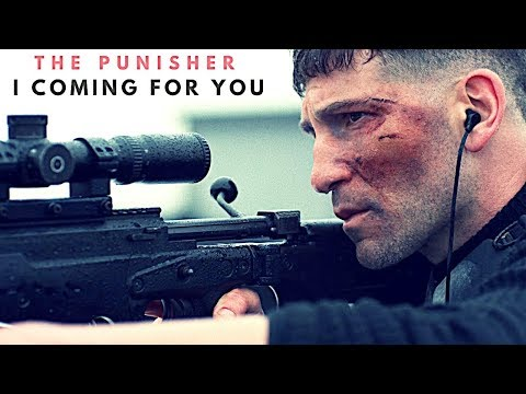 Frank Castle - I'm Coming for You (The Punisher)