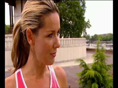 Claire Sweeney Big Fat Diet exercise